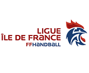 FFHB LOGO LIGUE ILE DE FRANCE 60 bis
